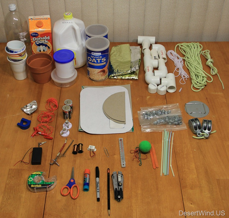 Diy Young Inventor S Kit Desertwind